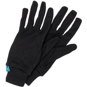 Odlo Active Warm Plus Gloves Kids, negro